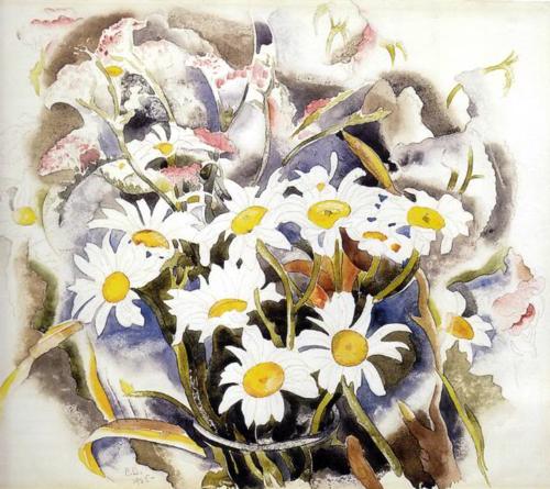 Demuth-Daisies1925