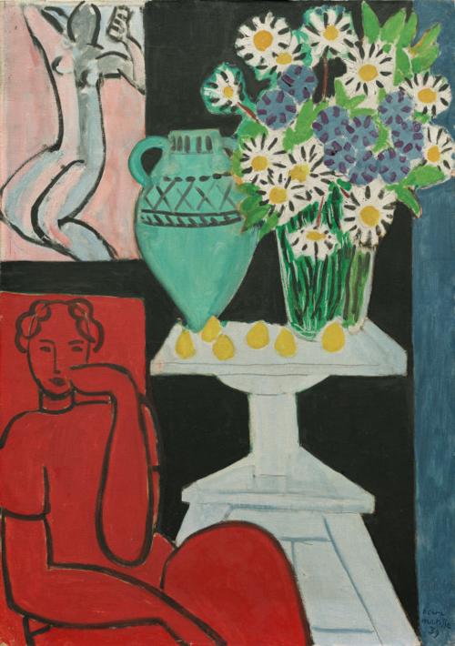 Matisse-daisies