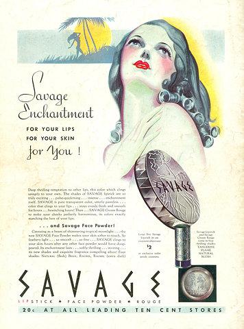Savage-lipstick