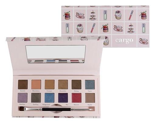 Cargo-tea-palette