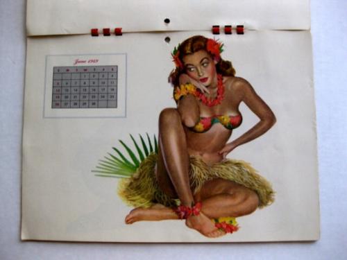 Al-Moore-hula-girl-1949