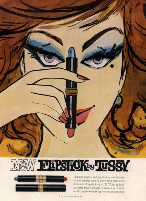 Tussy-flipstick