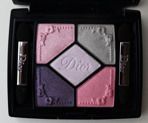 Dior-Pink-Pompadour