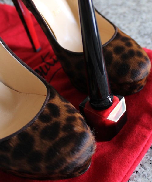 Louboutin-polish-leopard-pumps
