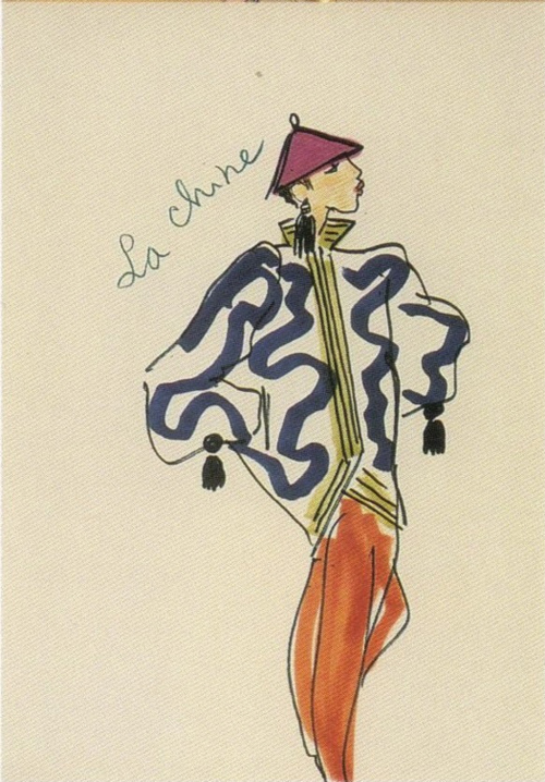 Ysl-chinese-collection-sketch