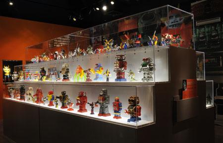 Robot-exhibition