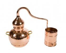 Copper-alembic