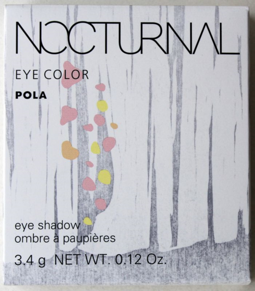 Pola Muselle Nocturnal Eye Color box