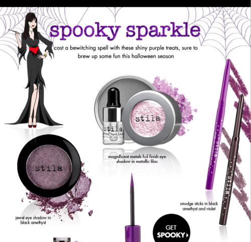 Stila Halloween 2014 promo