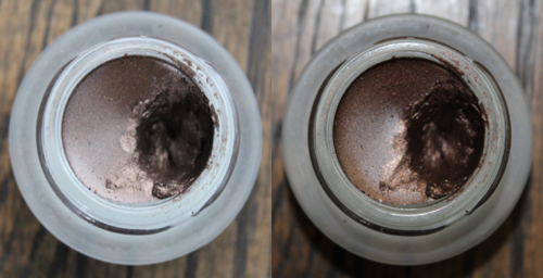 Bobbi Brown Bronze shimmer gel liner