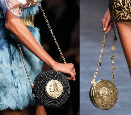 Dolce & Gabbana spring 2014 ready-to-wear - bags