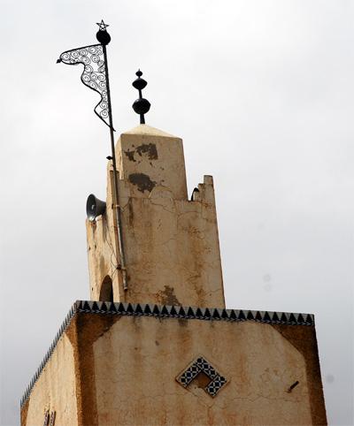 Moroccan mosque