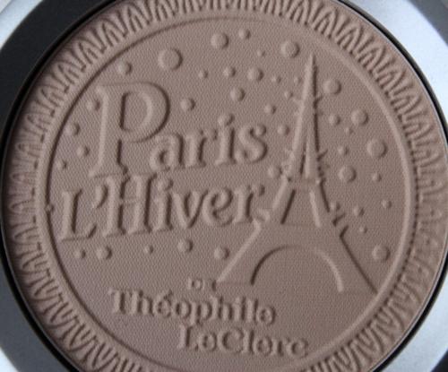 T.LeClerc Paris in Winter closeup