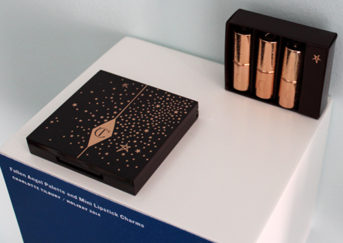 Makeup Museum 2014 holiday exhibition - Charlotte Tilbury
