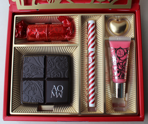 Cosme Decorte holiday 2014 King of Sweets coffret