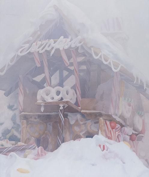 Will Cotton:  Eutopia (2008)