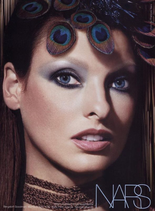 NARS ad, mid to late 1990s