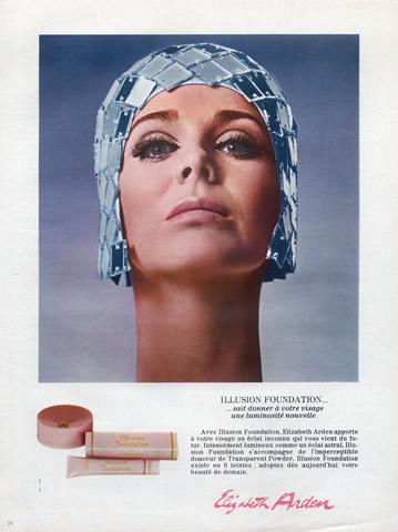 Elizabeth Arden ad, 1968