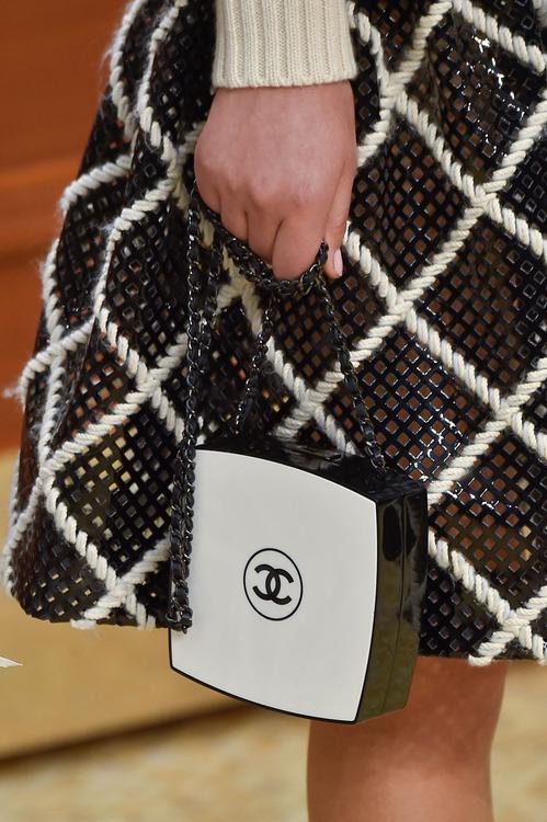 Chanel compact bag - fall 2015