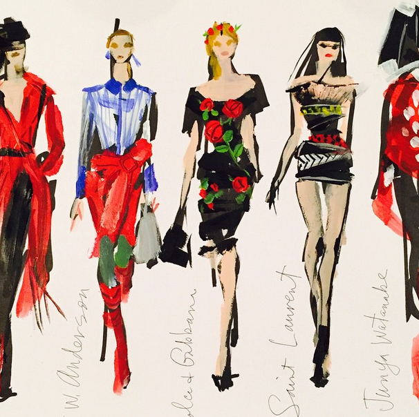 Donald Robertson - Vogue Korea