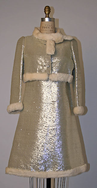 Courrèges dress, 1967