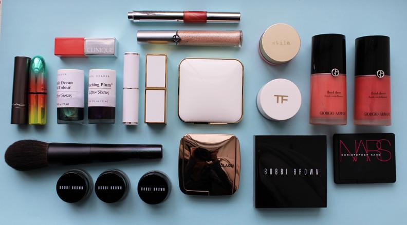 Summer 2015 makeup haul