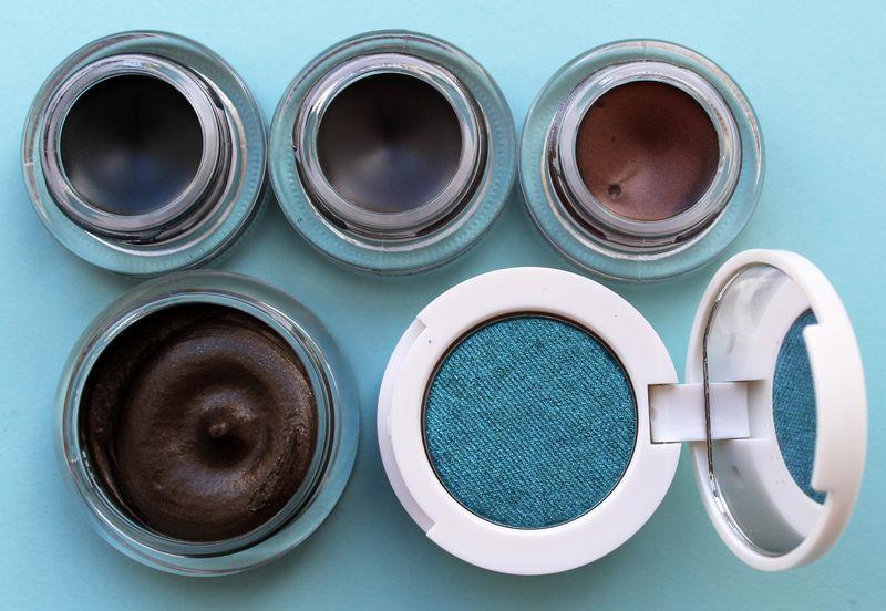 Summer 2015 makeup haul - eyes