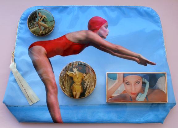 Charlotte Tilbury - Norman Parkinson collection