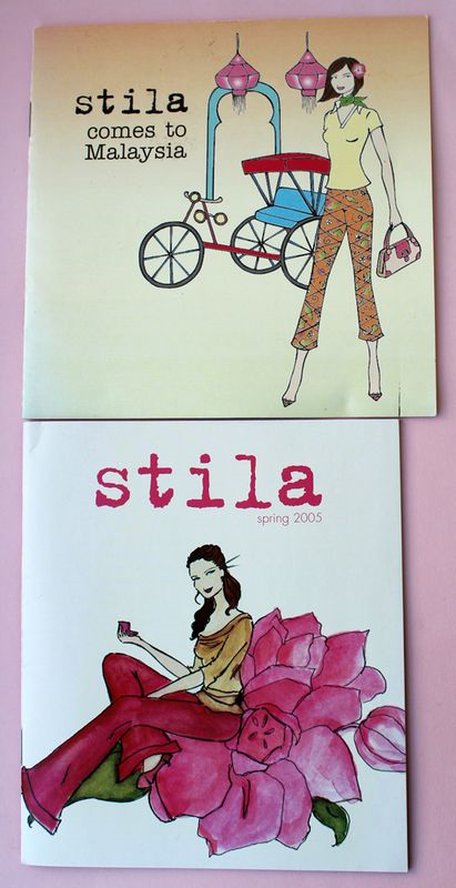 Stila pamphlets