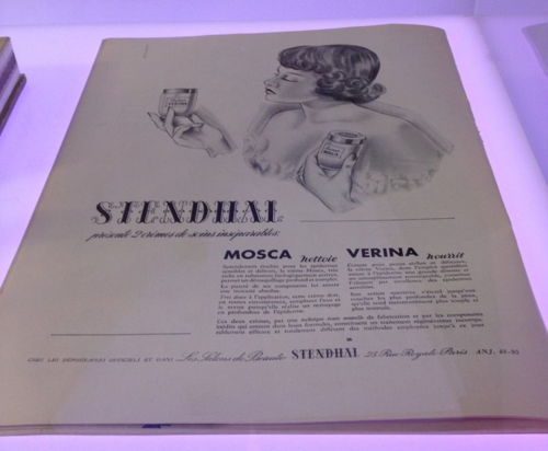 Stendhal ad