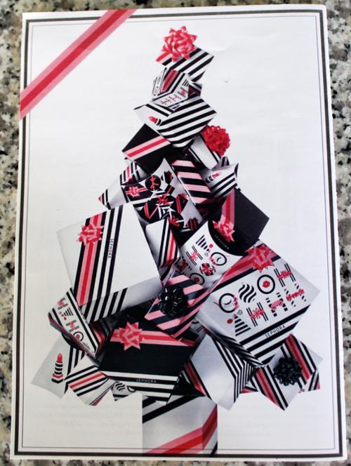 Jo Ratcliffe - Sephora 2014 brochure