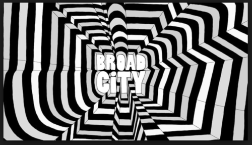 Broad City opening credits