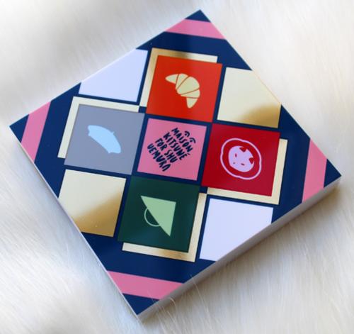 Maison Kitsune for Shu Uemura palette