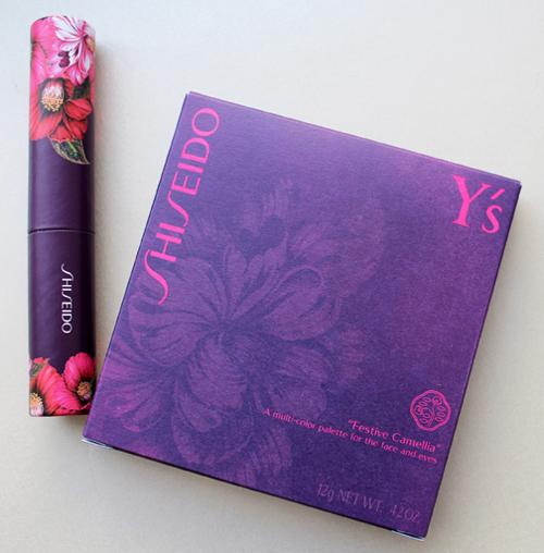 Shiseido Festive Camellia