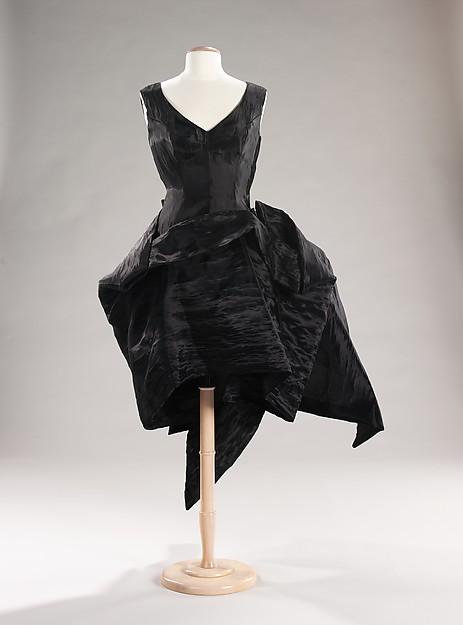 Yohji Yamamoto dress, 2000