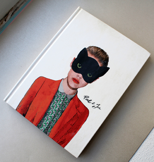 Paul & Joe holiday 2015 notebook