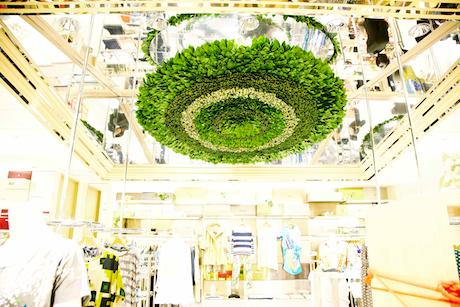 Azuma Makoto - Isetan grand opening, 2013