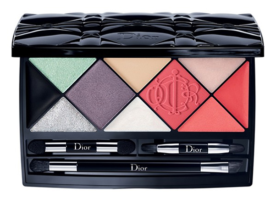 Dior Kingdon of Colors palette