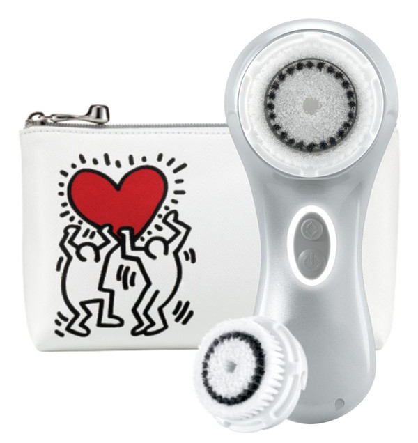 Keith Haring x Clarisonic