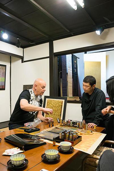 Nicolas Degennes and Hiroto Rakusho