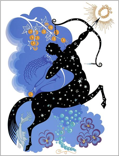 Erté - Sagittarius