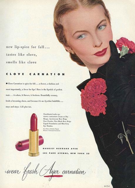 Harriet Hubbard Ayer ad,