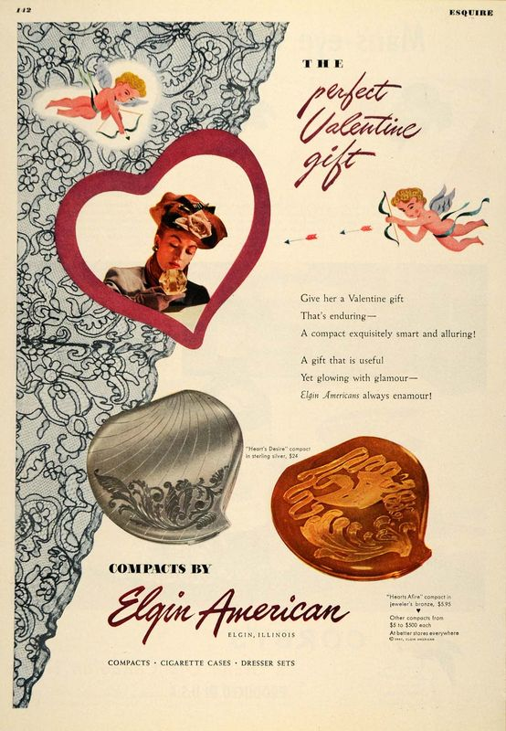 1947 Elgin ad