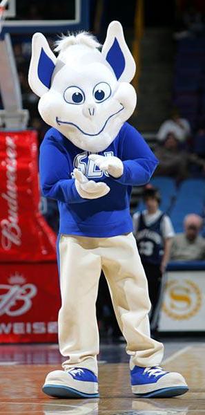 Billiken - St. Louis University mascot