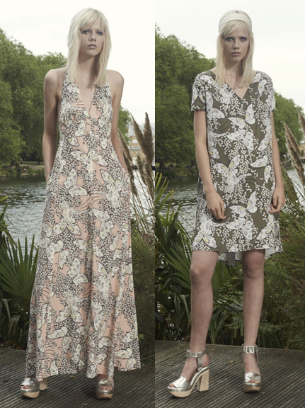 Paul & Joe resort 2016