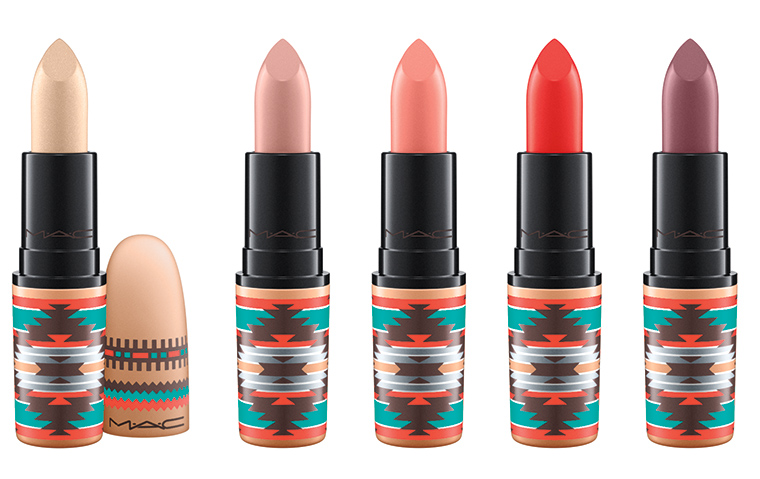 MAC Vibe Tribe lipsticks