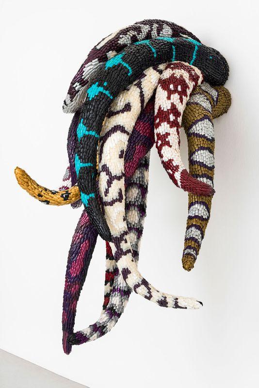 Frances Goodman, Medusa, 2013