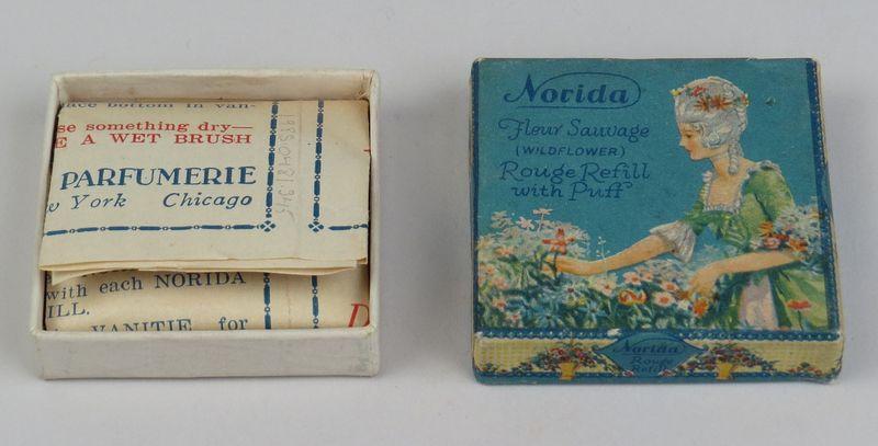 Norida Fleur Savage powder, ca. 1924