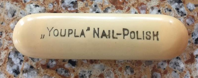 Vintage Youpla nail polish