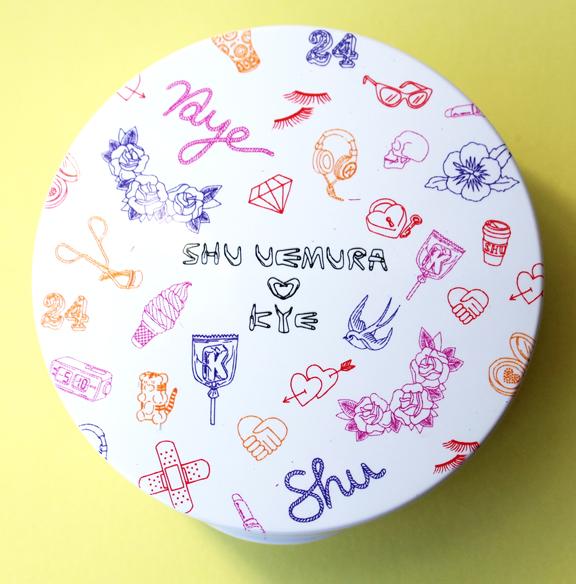 Kye for Shu Uemura